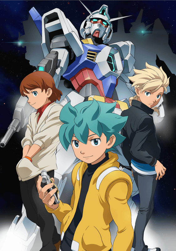 Flit Asemu Koi Asuno Gundam AGE