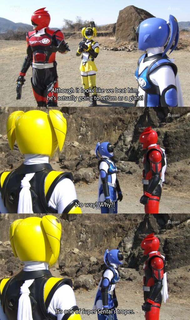 Hikonin Sentai Power Rangers
